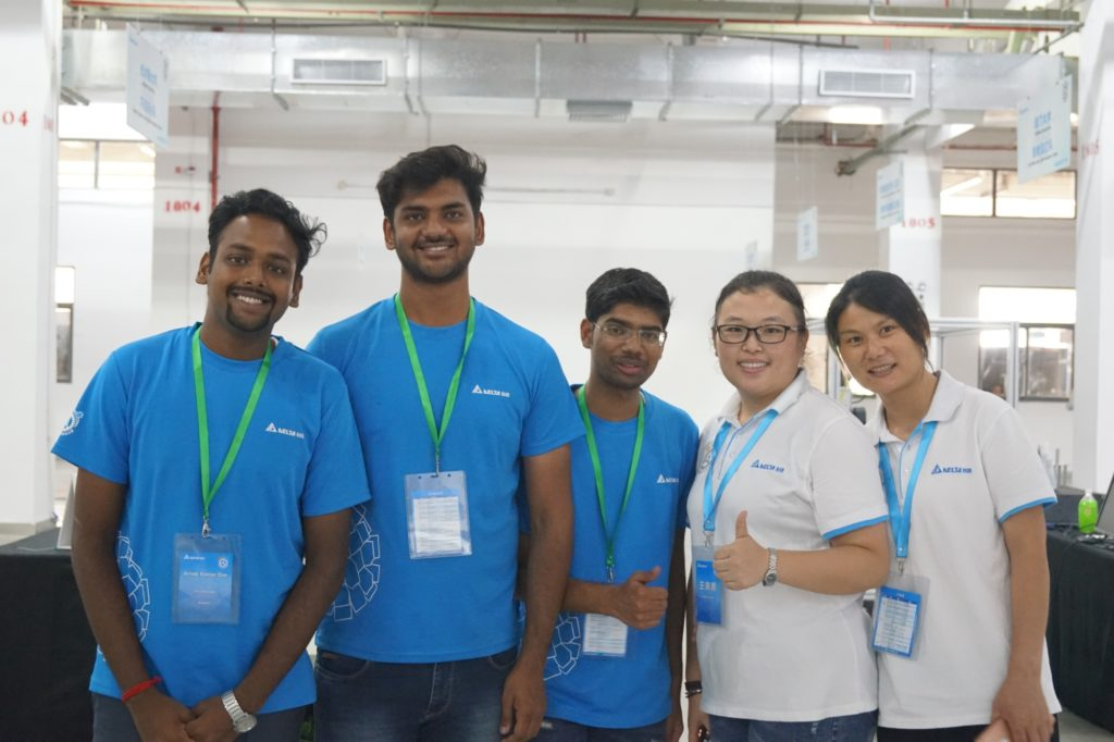Some Good Moments at Delta Automation Challenge