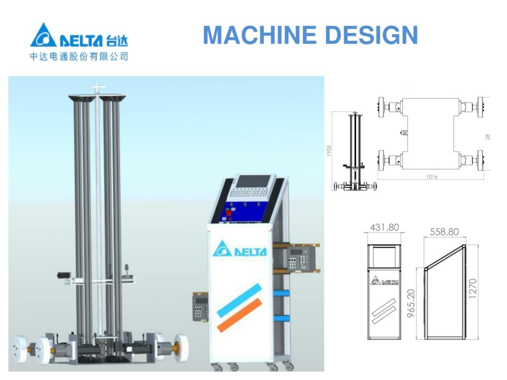 Picaso 4.0 the Infinite X Axis CNC for Delta Advanced Automation Contest