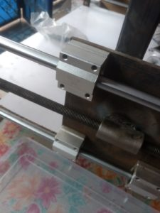 X Axis Nut of DIY CNC Router