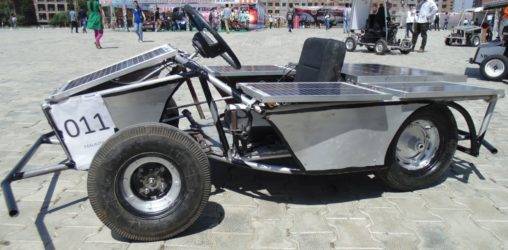 Solar Go-kart / Electric Vehicle
