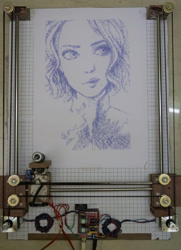 Arduino CNC Drawing Machine Buy