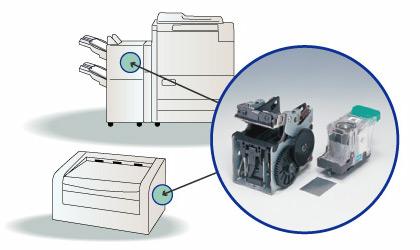 Xerox Machine Stapler