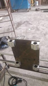 Z Axis Linear Bearings of DIY CNC Router
