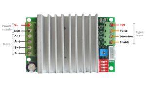 TB6600 Bipolar Stepper Motor Driver for DIY CNC Router