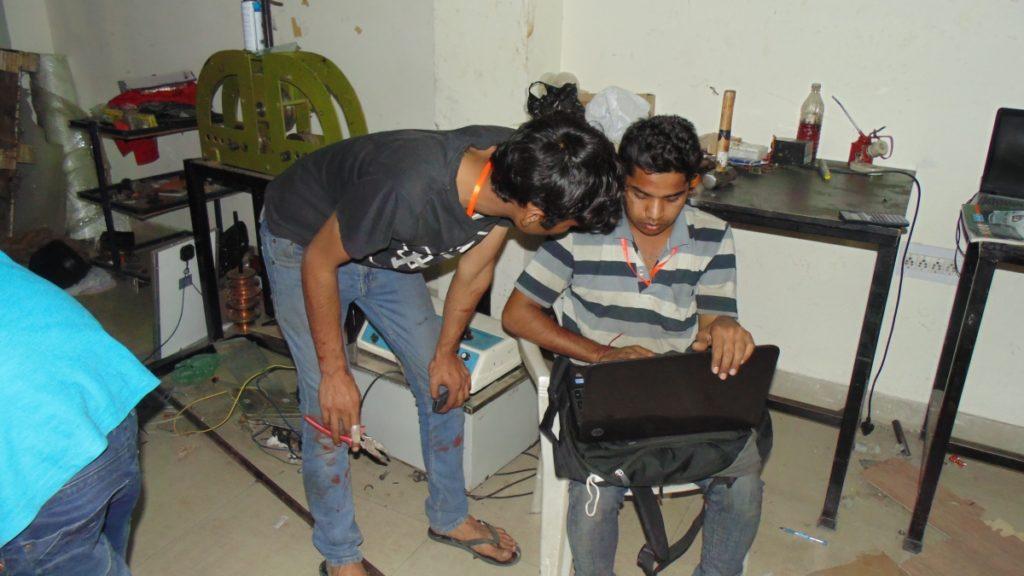 Solar Go-kart Team Discussion