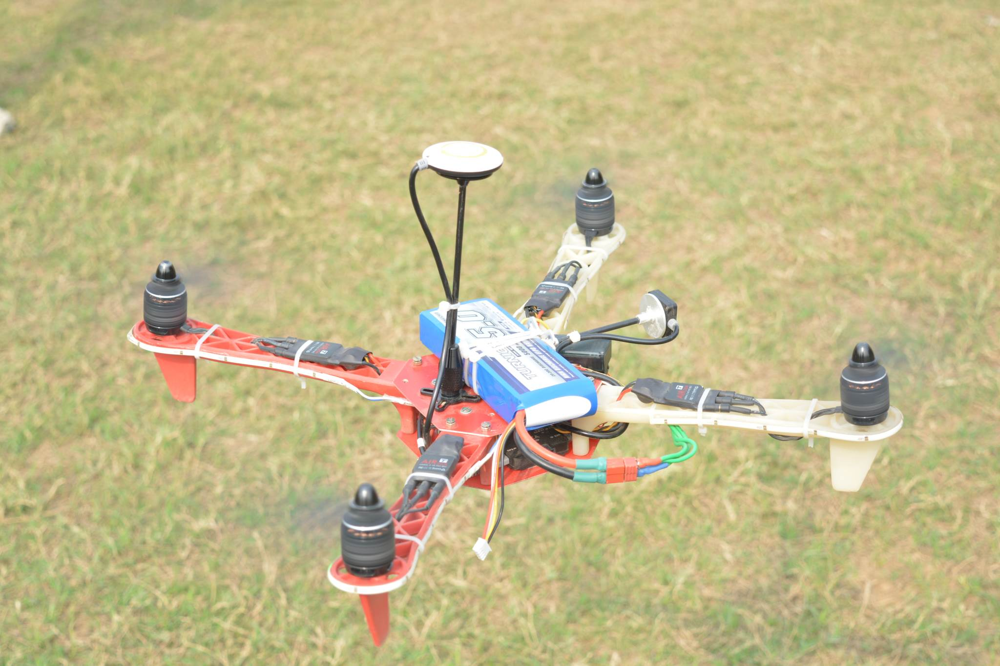 DJI Naza Quadcopter by Arnab Kumar Das