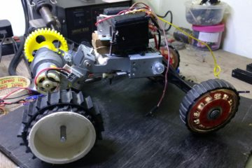 DIY RC Car with Suspension