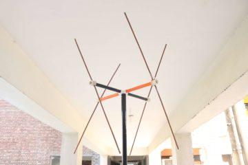 Dipole Double Cross Antenna NOAA Tutorial