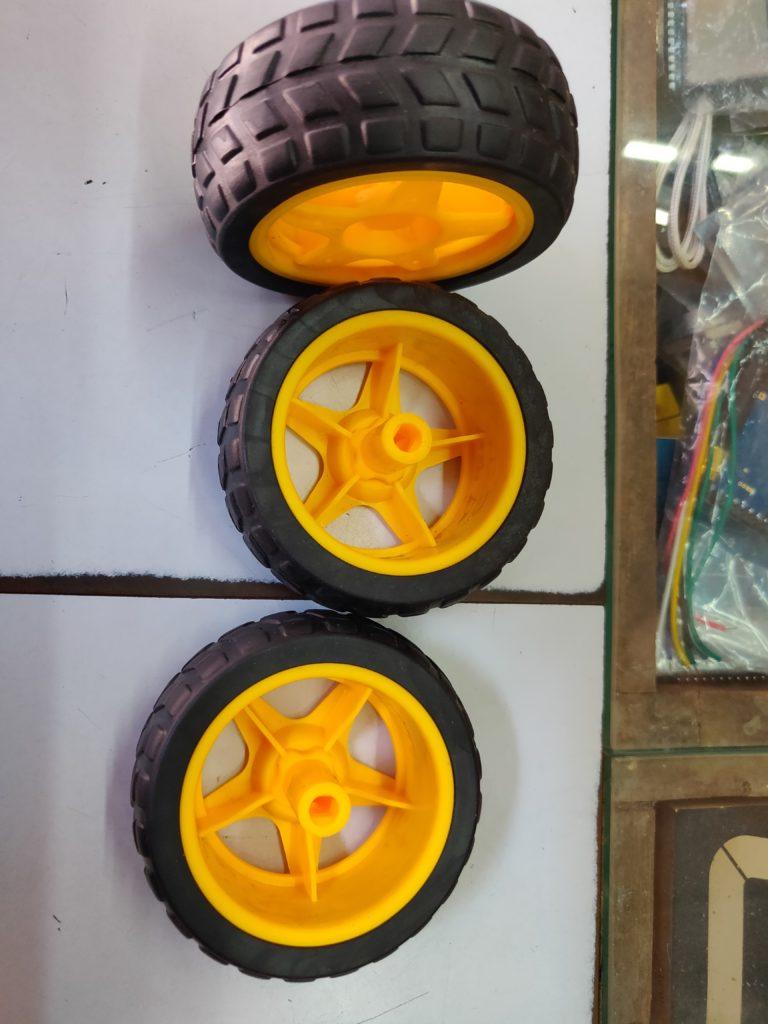 BO Motor Wheel