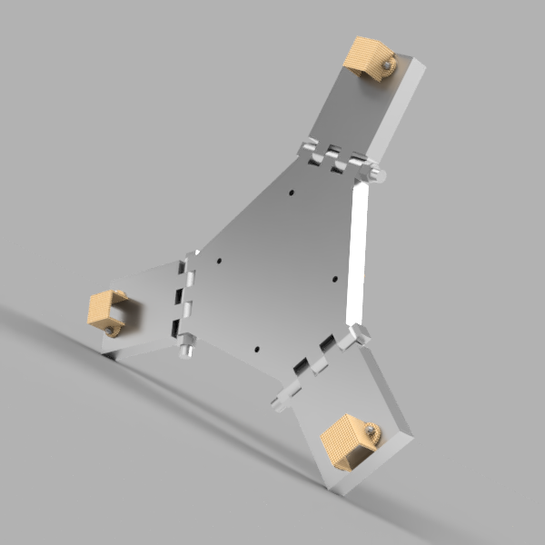 Pipe Climbing Robot CAD Design Arnab Kumar Das