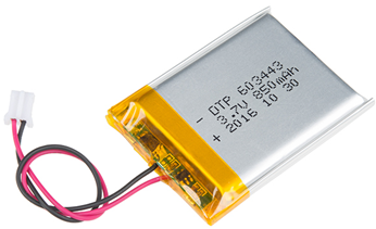 Li-Ion Battery for Pipe Climbing Robot