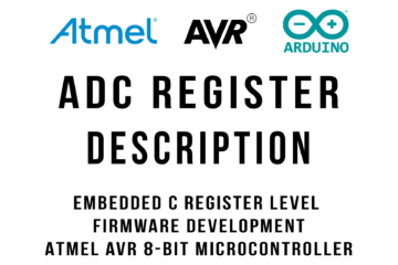 ACD Register DescriptionTutorial