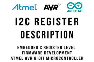 I2C Register Description Tutorial