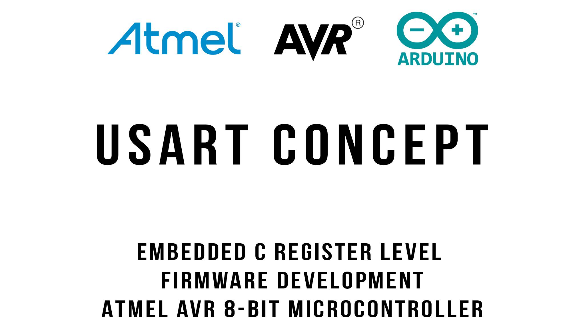 USART Concept Tutorial