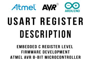USART Register Description Tutorial