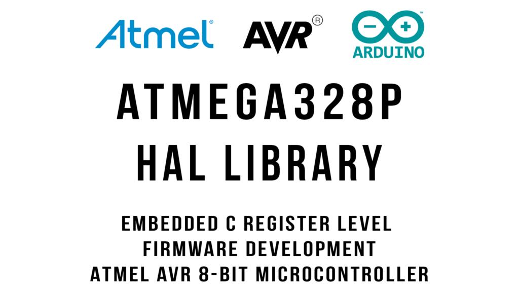 Arduino / Atmega328p HAL Library