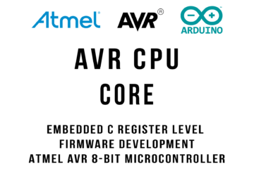 AVR 8-Bit CPU Core Architecture