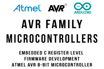 AVR Microcontroller Family Comparison Arduino Atmega328p Tutorial