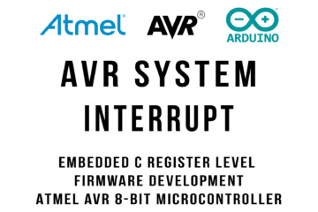 AVR Architecture Internal and External Interrupt