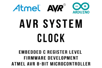 AVR Architecture System Clock
