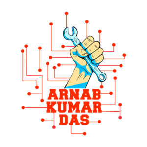 Arnab Kumar Das (Crazy Engineer) Logo Maker and a Professional Engineer on a mission to Learn, Implement and Share