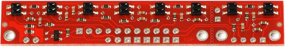 Pololu QTR-8RC Line Sensor